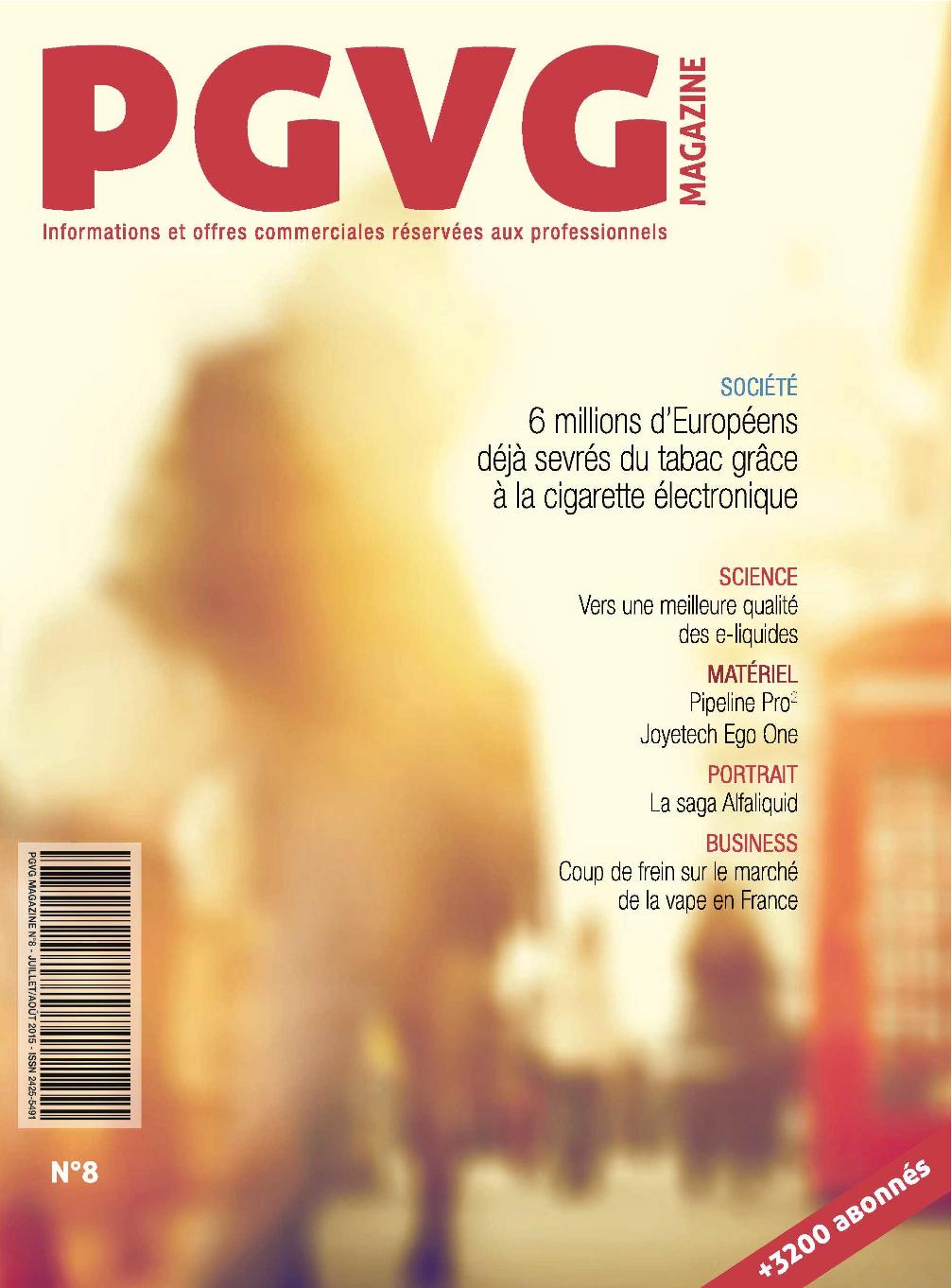 PGVG magazine n.8